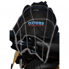 сетка-паук  Oxford Bright Net Black Reflective