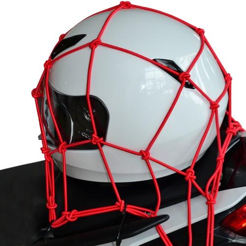 Сетка-паук Oxford Cargo Net Red
