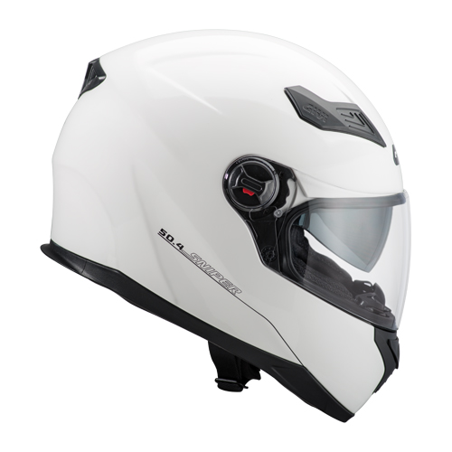 Мотошлем GIVI 50.4 SNIPER SOLID WHITE