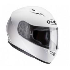 Шлем интеграл HJC CS-15 SOLID WHITE