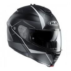 Мотошлем HJC IS-MAX II MINE black-white