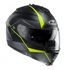 Мотошлем HJC IS-MAX II MINE black-green