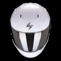 Шлем SCORPION SOLID EXO-390 AIR Белый Глянцевый