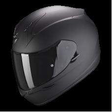 Шлем SCORPION SOLID EXO-390 AIR Черный Матовый