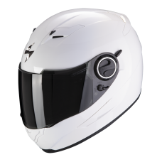 Шлем SCORPION SOLID EXO-490 AIR Белый Матовый