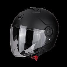 Шлем SCORPION SOLID EXO-CITY Черный Матовый