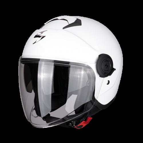 Шлем SCORPION SOLID EXO-CITY Белый