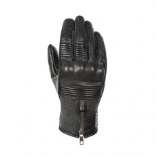 Мотоперчатки из кожи HEVIK IRON Black