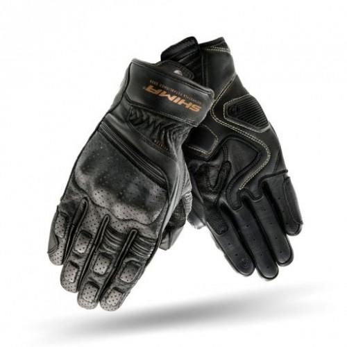 Мотоперчатки SHIMA AVIATOR BLACK