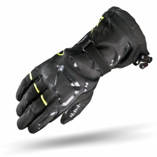 Мотоперчатки SHIMA EVO 2 black-fluo