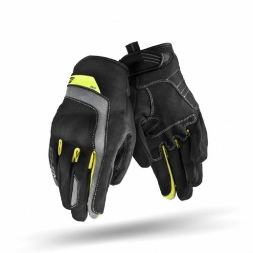 Перчатки для мотоцикла SHIMA ONE black-fluo