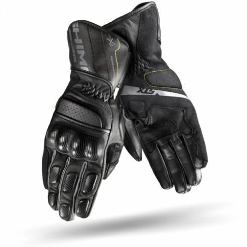 Мотоперчатки SHIMA STX black-silver