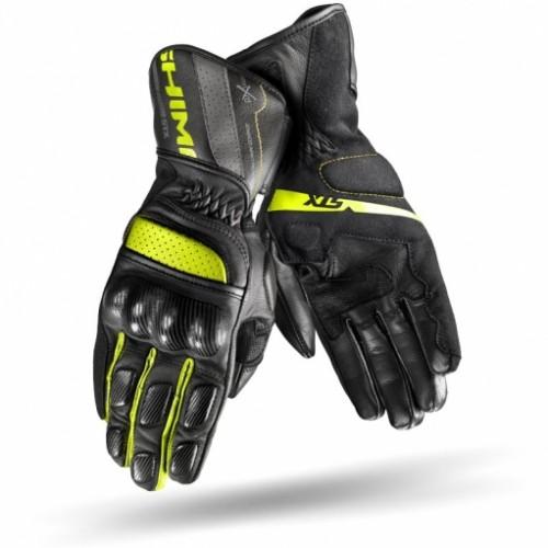 Мотоперчатки SHIMA STX black-fluo