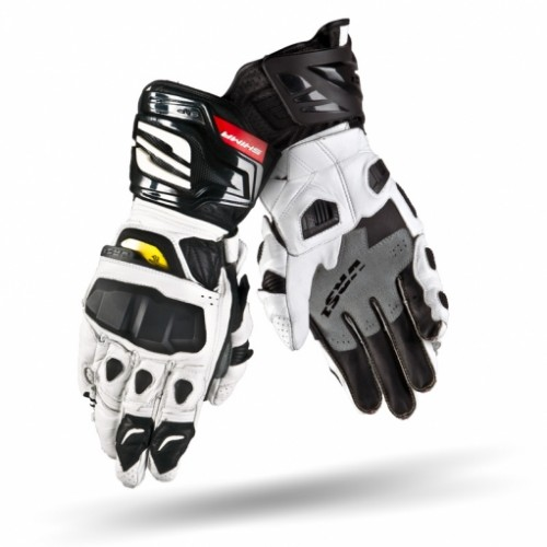 Мотоперчатки SHIMA VRS-1 white