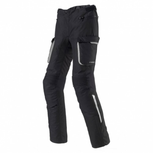 Мотоштаны женские Clover SCOUT-2 WP PANTS LADY BLACK