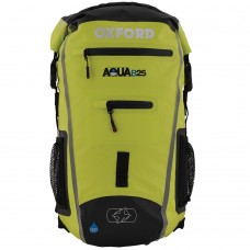 Рюкзак Oxford AQUA B 25 BACKPACK BLACK FLUO