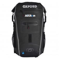Моторюкзак Oxford AQUA B 25 BACKPACK BLACK GREY