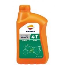 Масло моторное Repsol Moto Rider 4T 20w50, 1л
