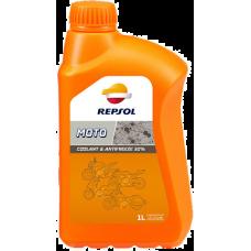 Антифриз Repsol Moto Coolant & Antifreeze, 1л