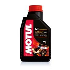 масло моторное Motul 7100 4T 20W50 1l