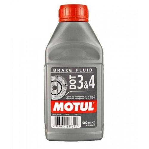 Тормозная жидкость Motul DOT3 4 500ml