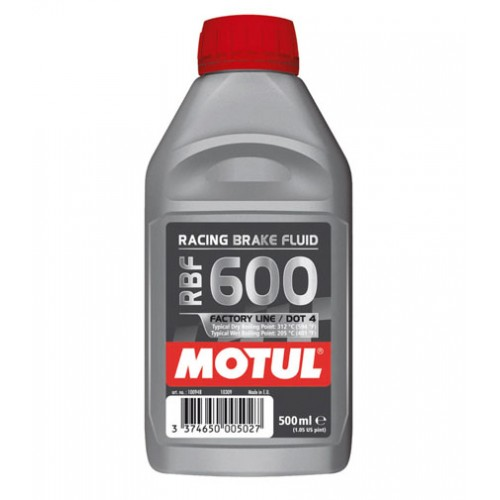Тормозная жидкость Motul DOT660 500ml