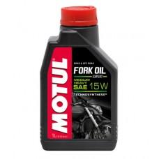 Масло вилочное Motul Fork Oil 15W 1l