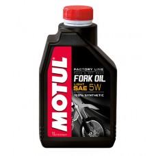 Масло вилочное Motul Fork Oil 5W 1l