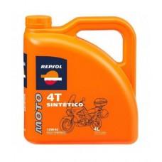 масло моторное RP MOTO SINTETICO 10w40 4L