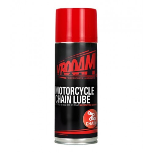 смазка цепи VROOAM MOTORCYCLE CHAIN LUBE 400ml