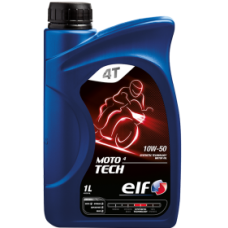 масло моторное ELF MOTO 4 TECH 10W-50 1L